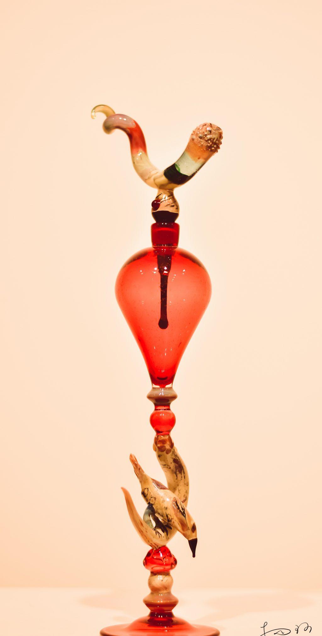 Bone Bird perfume by Christian Arnold